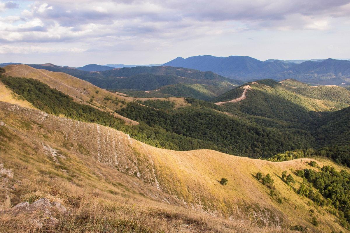Горы Геленджика - Петр