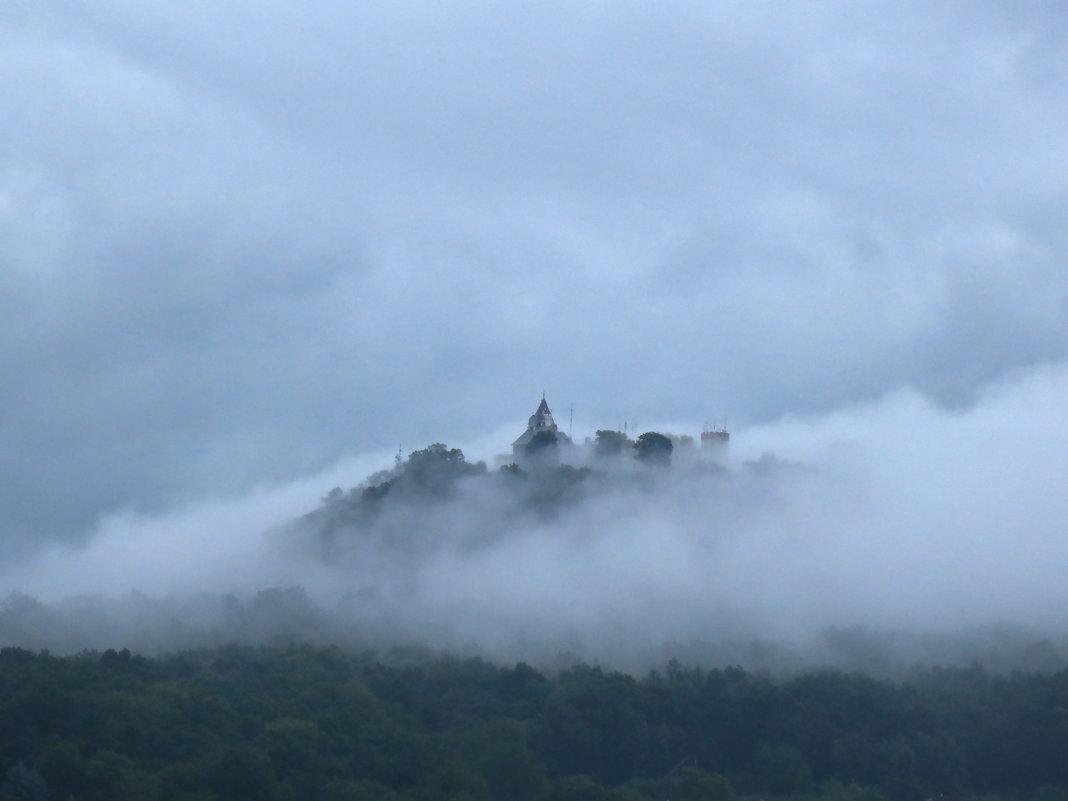 Чехия,Теплице.Замок в облаках - Елена
