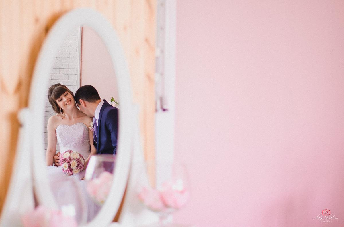 Нежное свадебное утро - Алёна Колесова