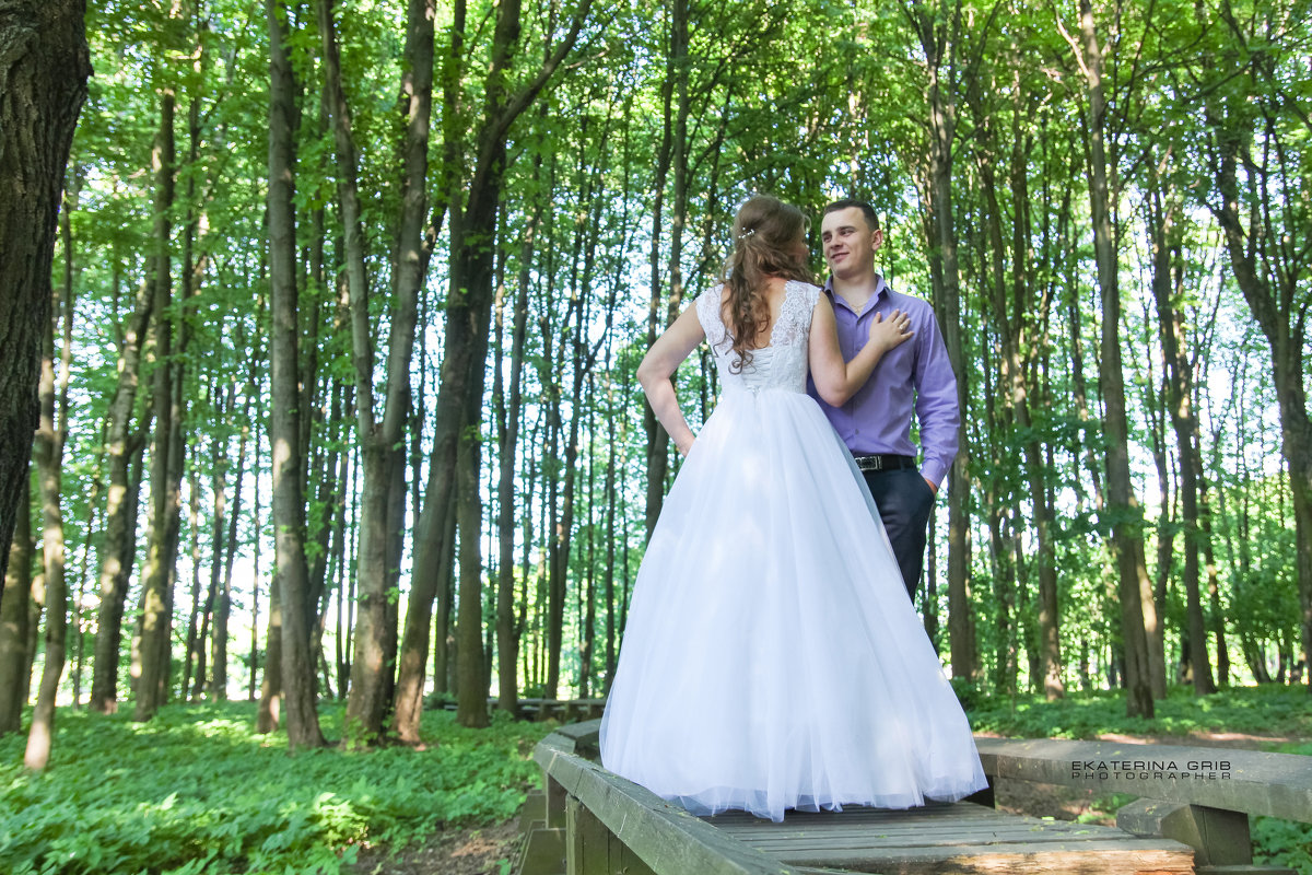 Свадьба Нади и Леши - Екатерина Гриб