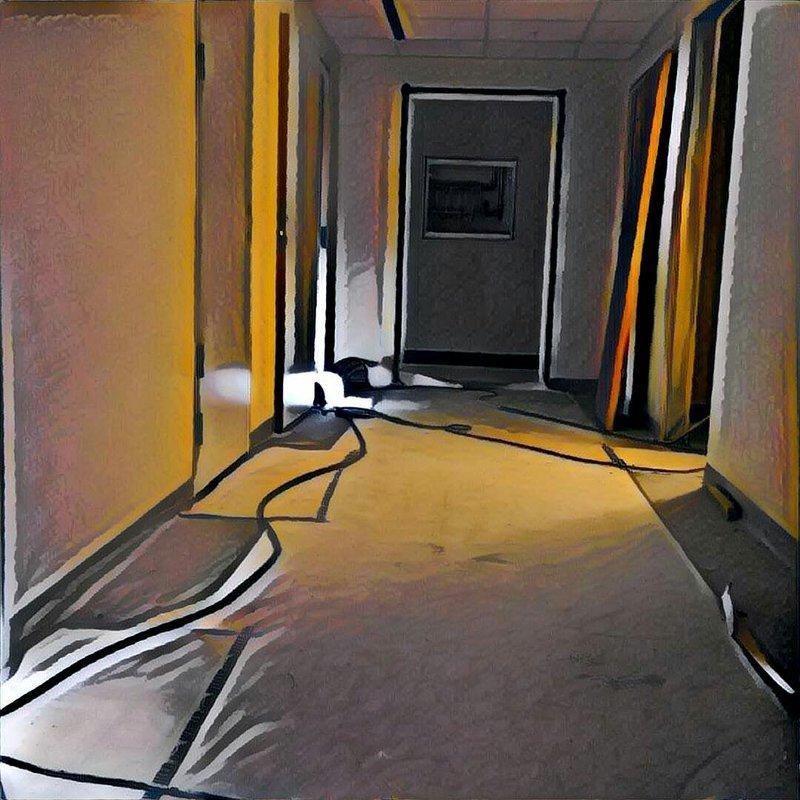 коридор - azyzas
