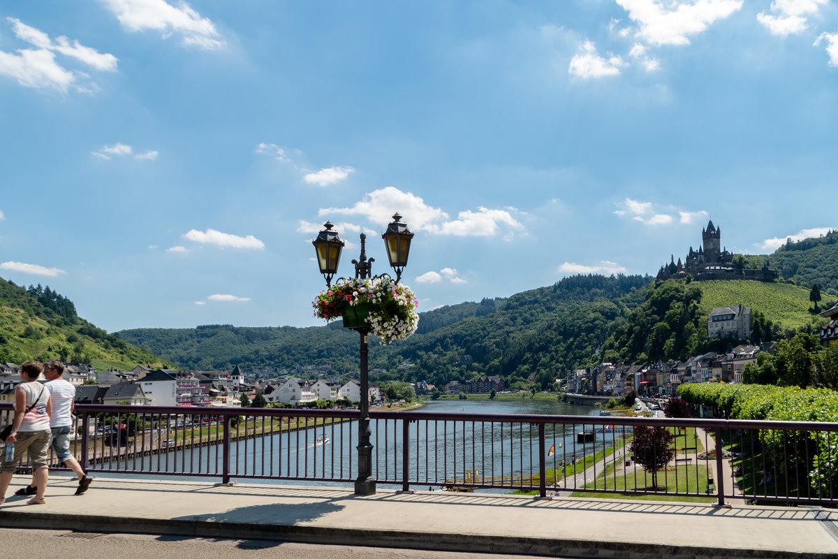 На мосту через Мозель - Witalij Loewin