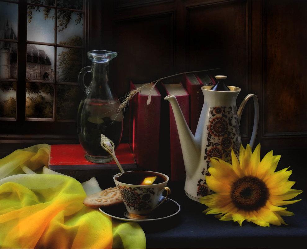 Кофе с лимоном - Aioneza (Алена) Московская