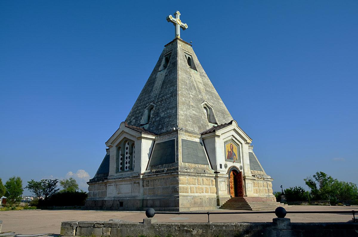 Свято-Никольский храм - Владимир Петухов