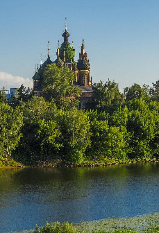 Церковь Иоанна Предтечи,1671-1687г.г. - Сергей Цветков