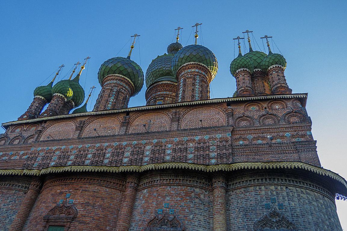 Церковь Иоанна Предтечи в Ярославле - Сергей Цветков