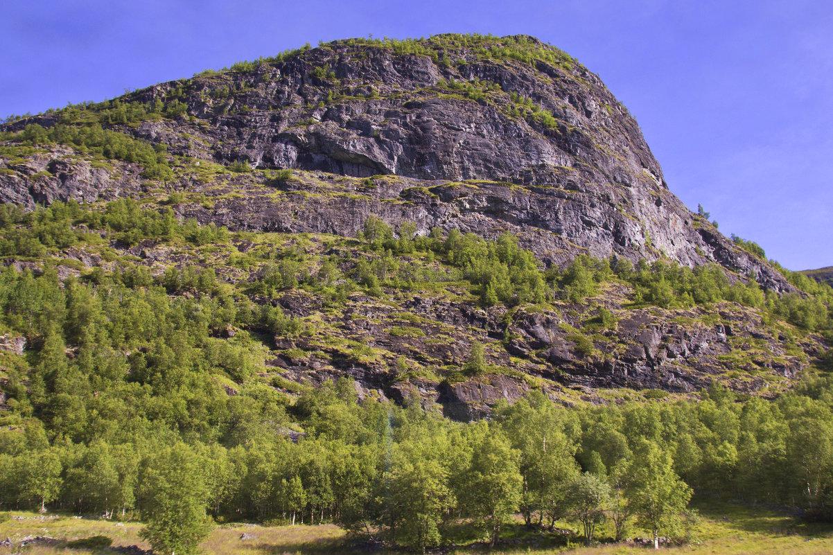 Горные склоны Норвегии - Александр Рябчиков