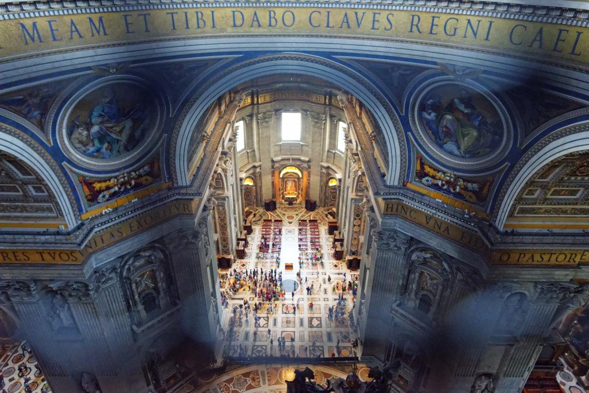 San Pietro - Павел Сущёнок