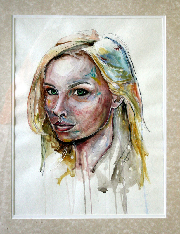 портрет - Irina89art Филимонова Ирина