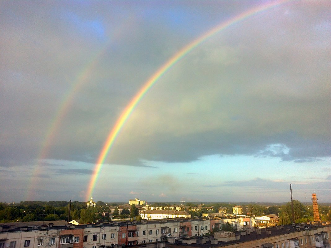 Двойная радуга - Lera Yurievna