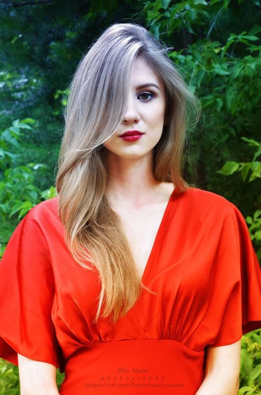 Портрет - Екатерина