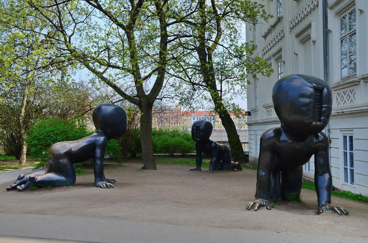 Музей Кампа – музей современного искусства - Владимир Брагилевский