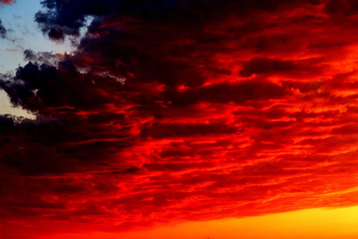 Багровый закат - Андрей Щукин