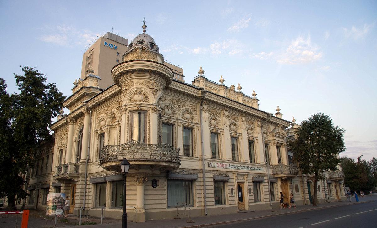 Дом Ушаковой (Казань) - Irina Shtukmaster