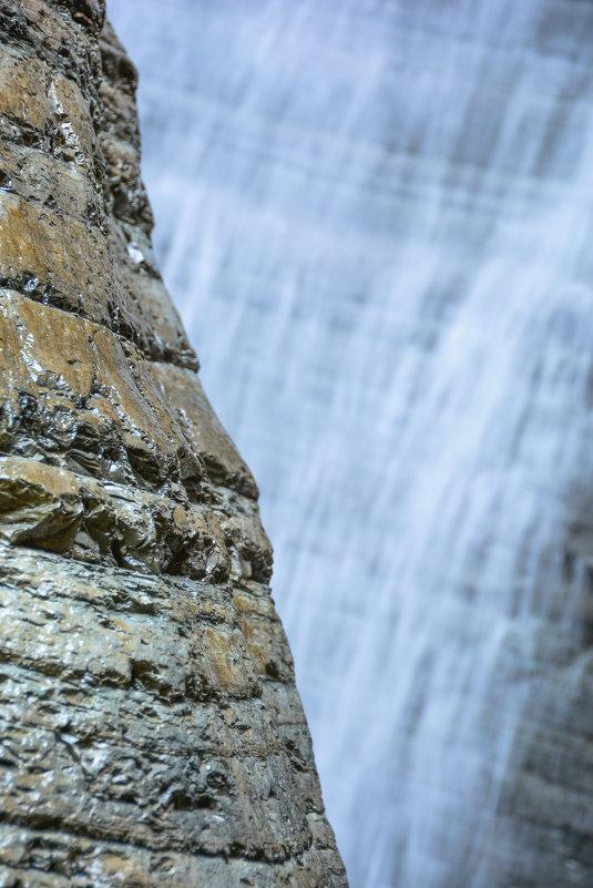 Водопад Шапсуг - Александр
