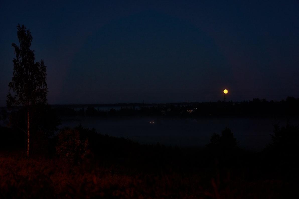 лунная ночь - НикЛеод