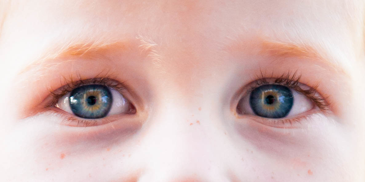 Детские глаза - Anna Enikeeva