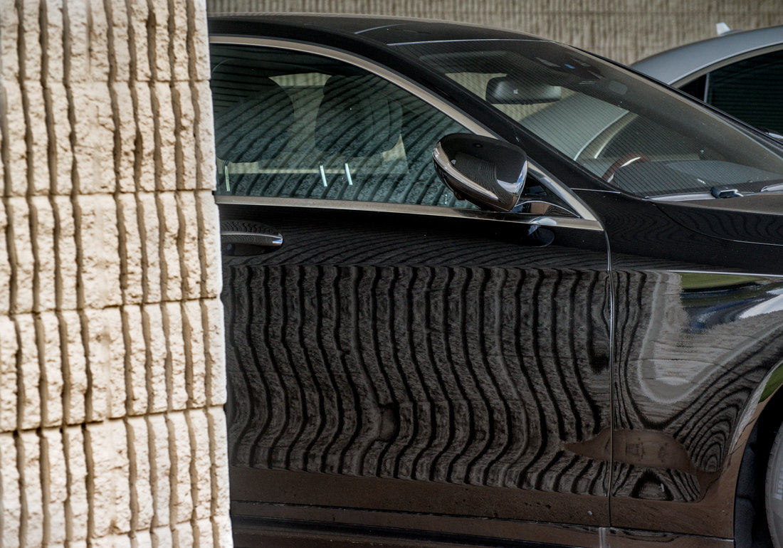 В гараже - MVMarina