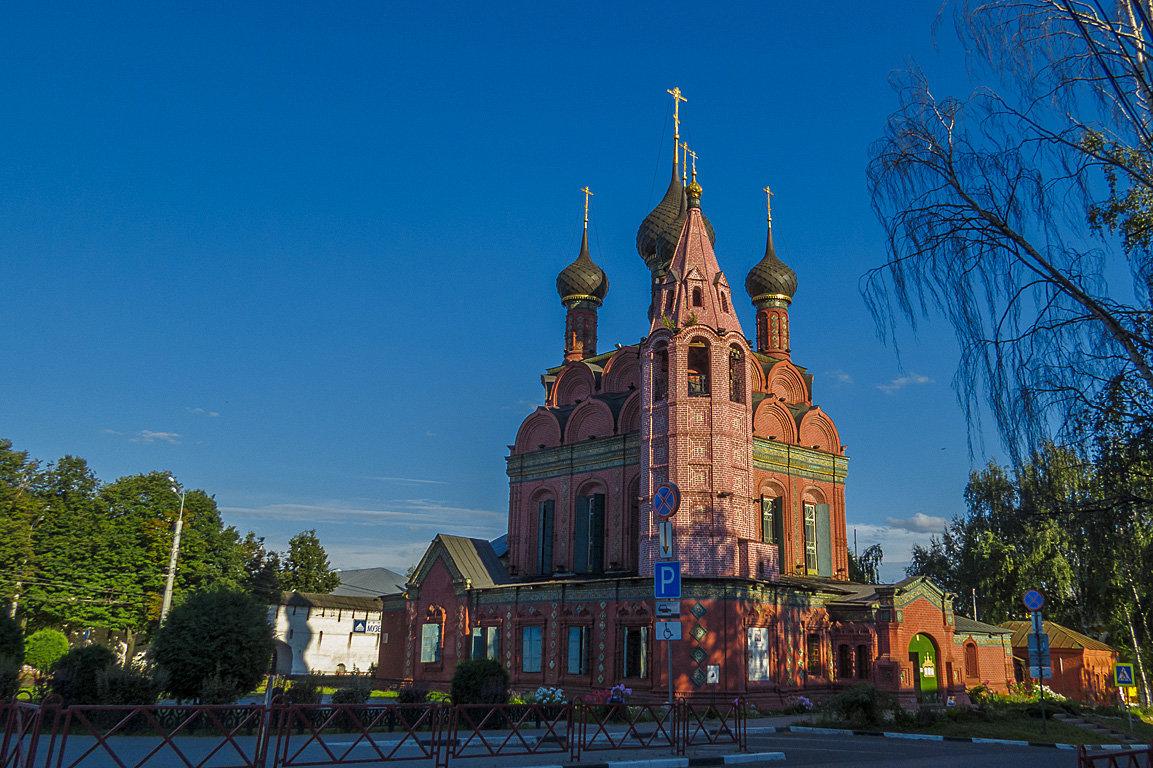 Церковь Богоявления - Сергей Цветков