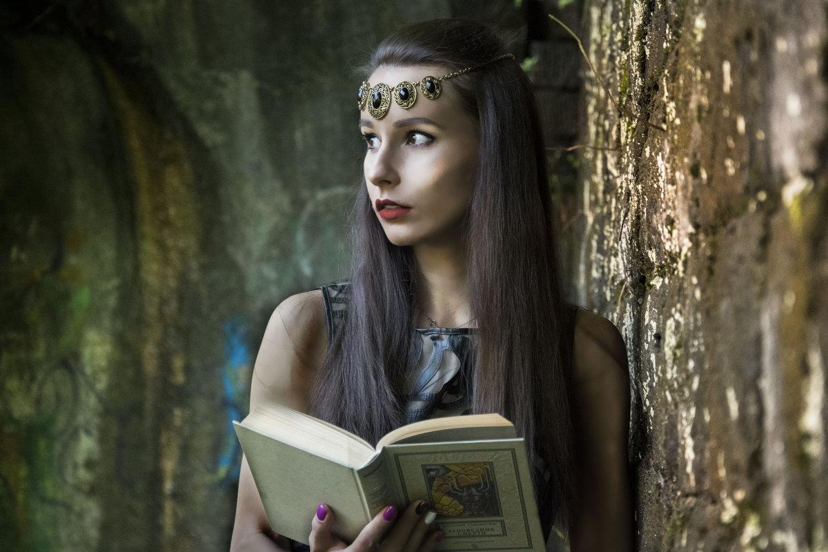 Fairy forest - Natalia Babukh