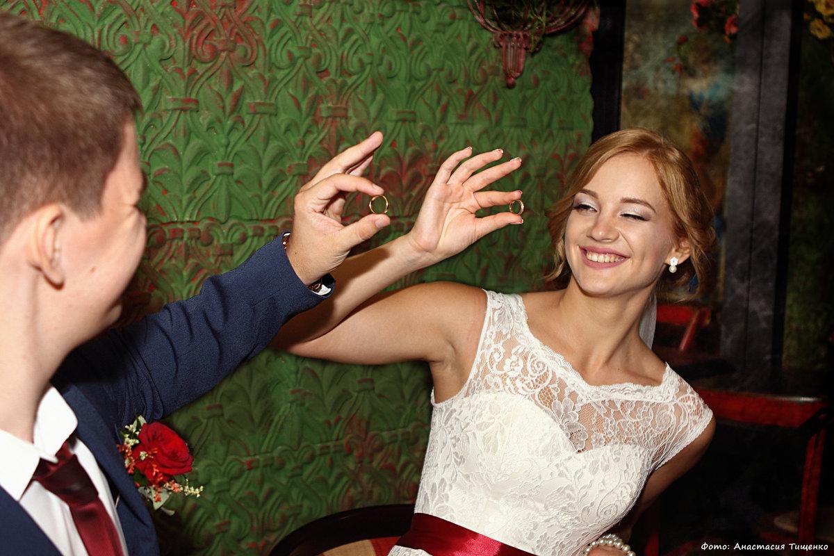Свадьба Оли и Паши - Анастасия Тищенко