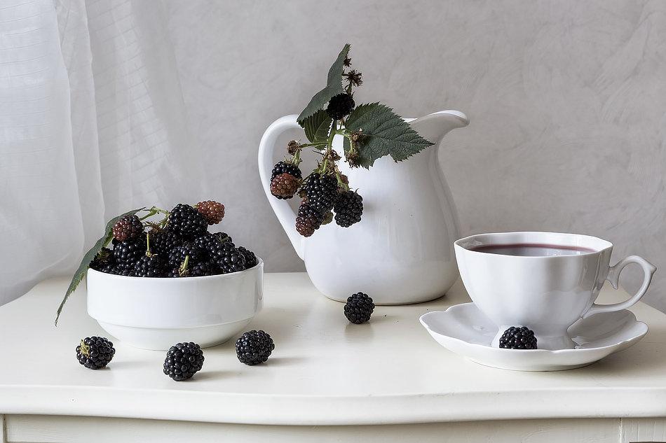 Ежевичный чай - Ирина Приходько