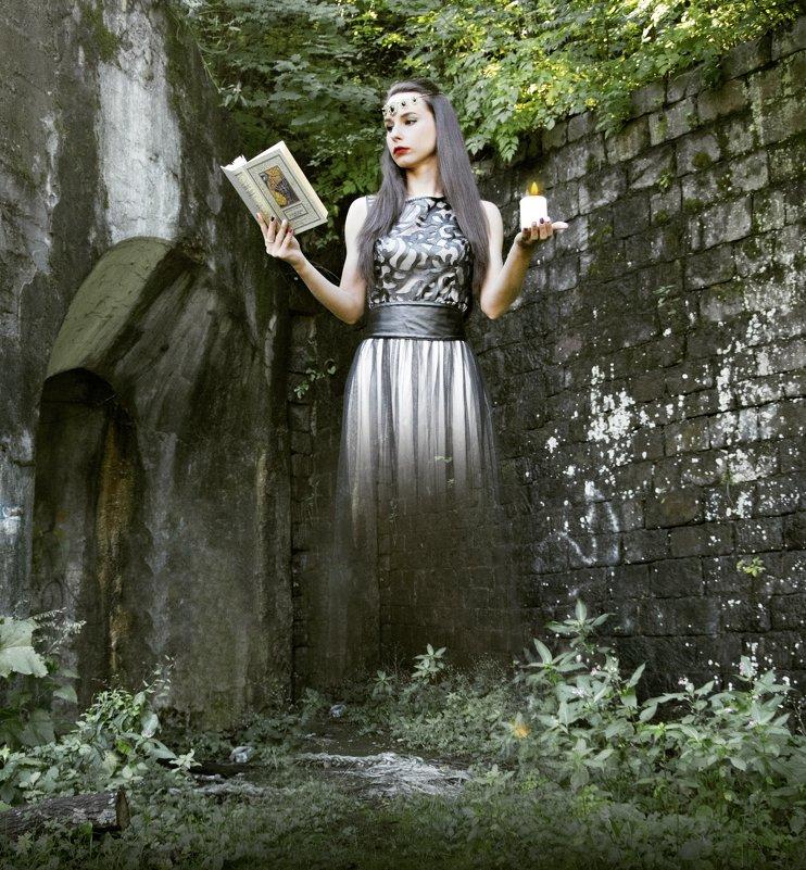 Ghost - Natalia Babukh
