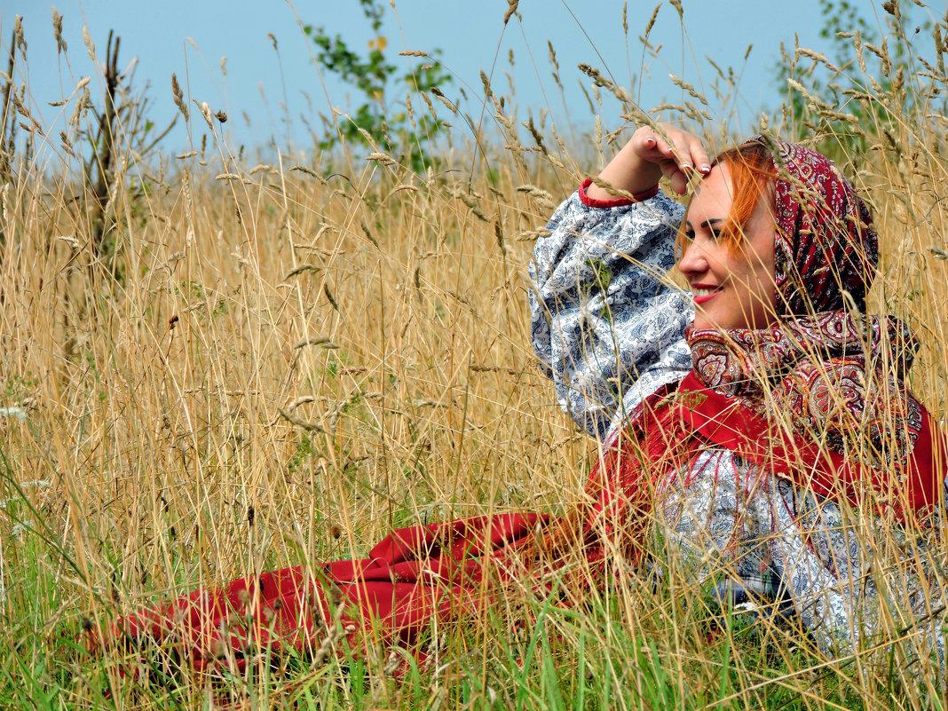 Русская женщина - Анастасия Фёдорова