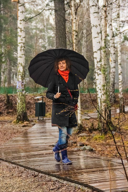 Прогулка под дождём - Дима Пискунов