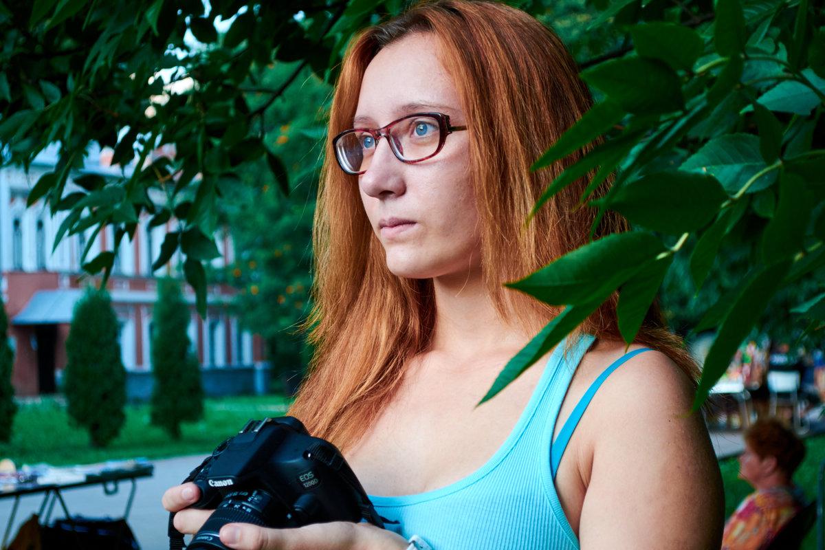 Будущая коллега. - Svetlana Stepanova