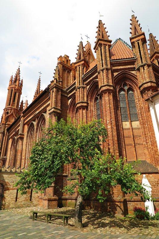 Костёл Святой Анны в Вильнюсе - Оксана Кошелева