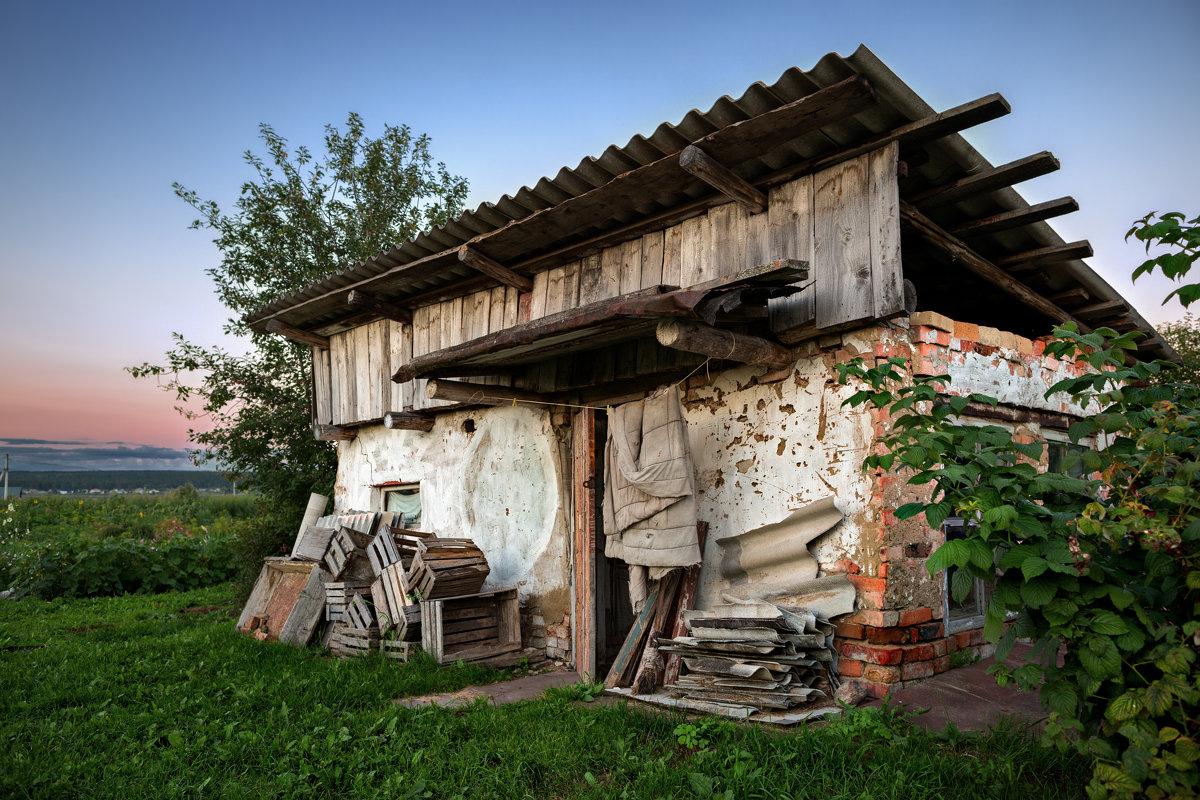 Старая баня - Юрий Михайлов
