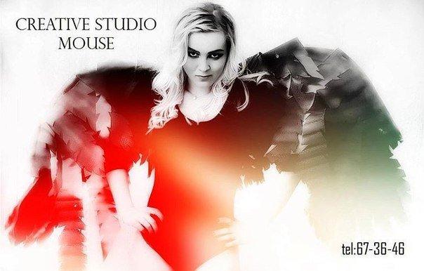 черный ангел - PhotoMouse