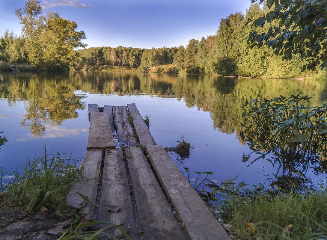 Как лето отразится осенью... - Александр Ковальчук