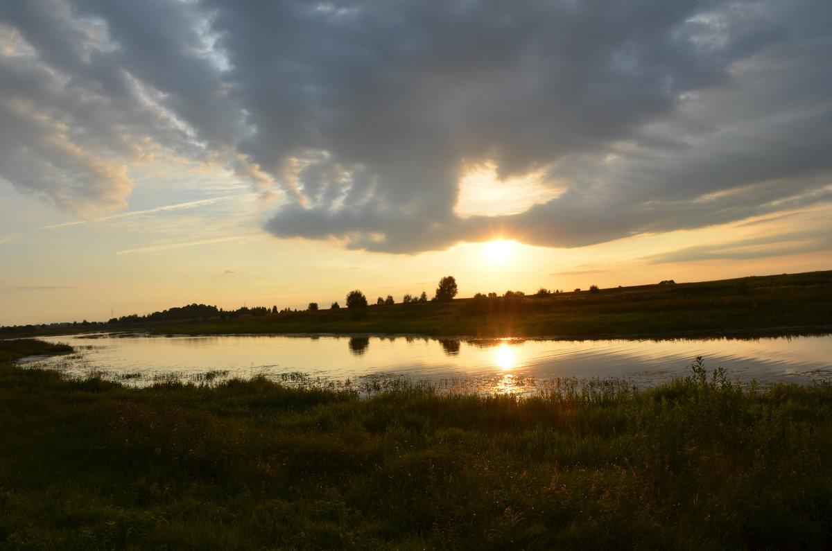 Закат на реке - Anton Сараев