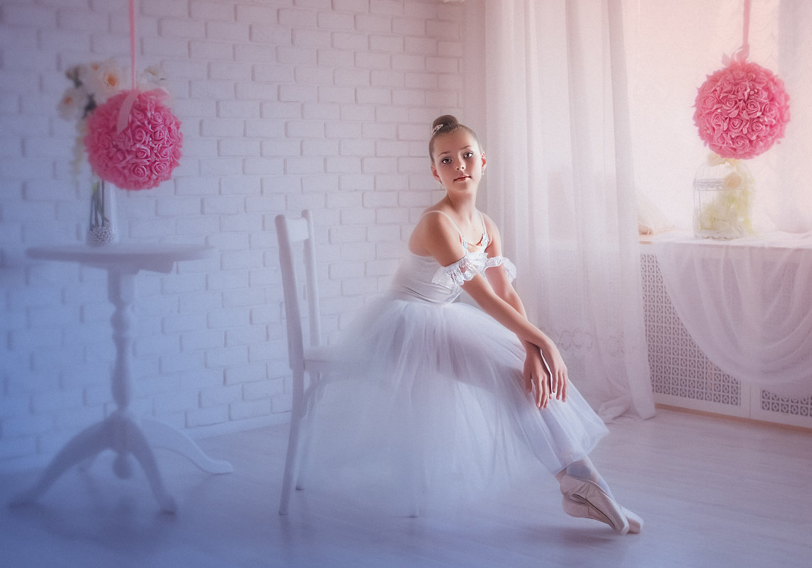 белерины2(серия) - Ольга Егорова