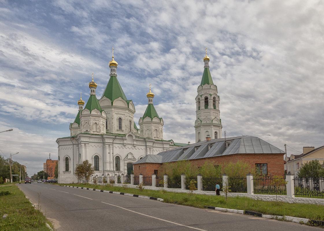 Александро Невский собор - Марина Назарова