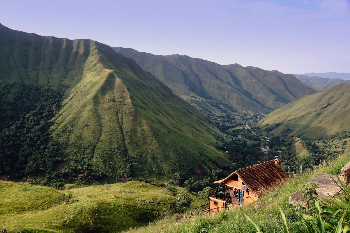 фото горы в венесуэлы