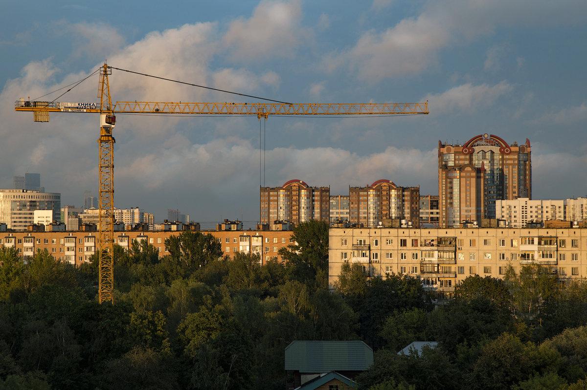 На закате.... - Viacheslav Birukov