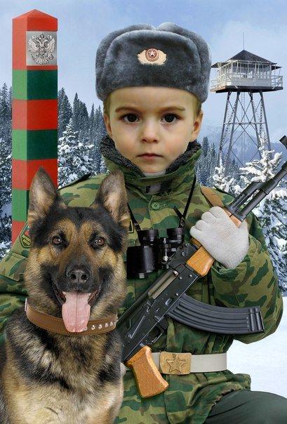 Юный защитник - Анастасия Фёдорова