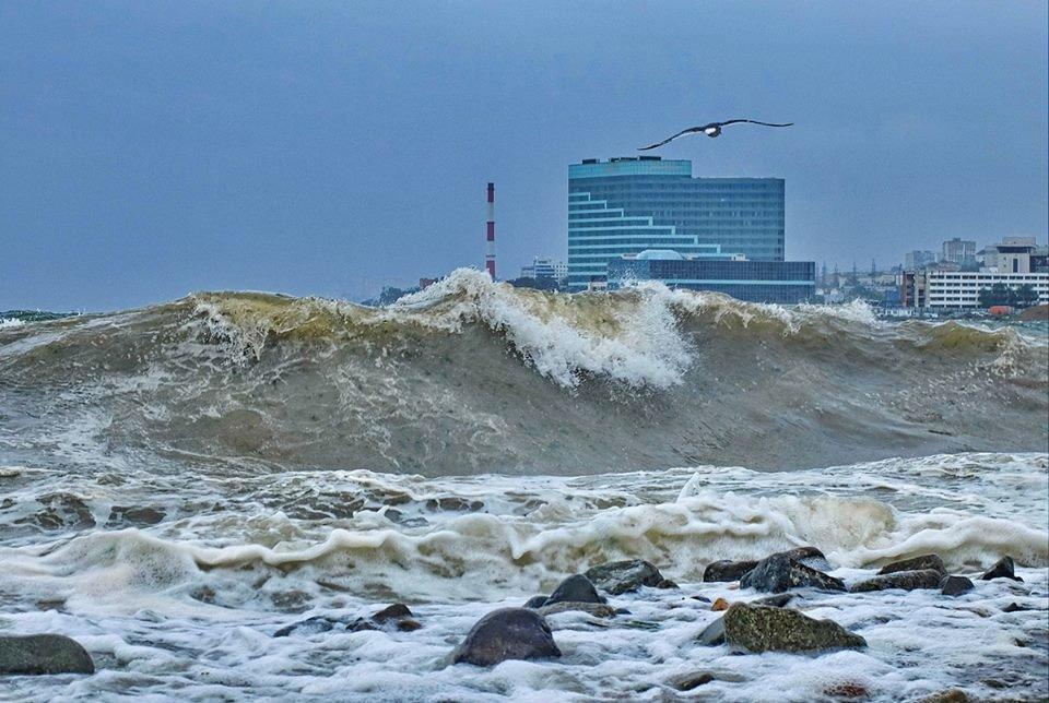 тайфун подходит - Ingwar