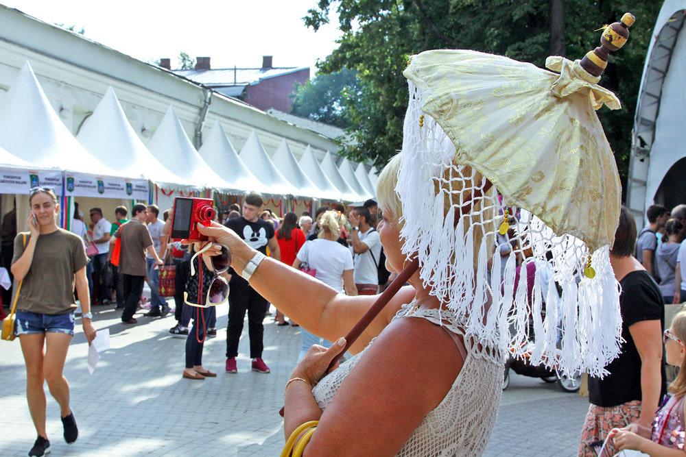 На Фестивале Индонезии - Katerina Smorodina