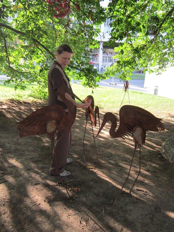 Кормление птиц - Дмитрий Никитин