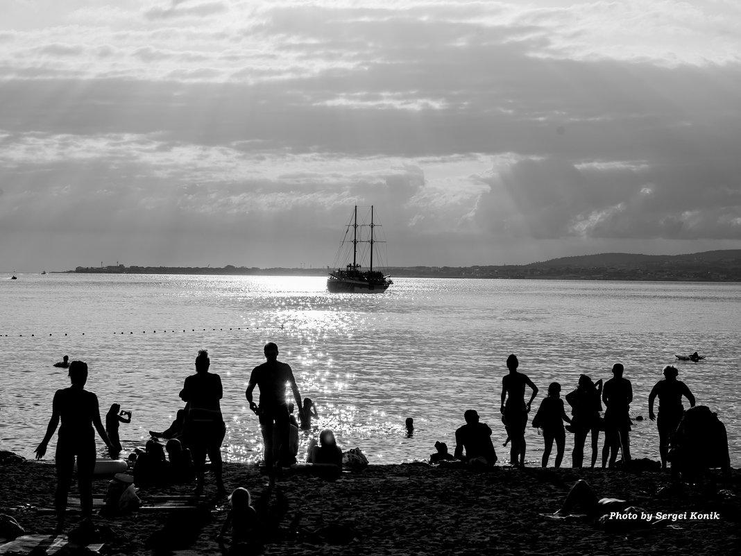 море, пляж - сергей коник