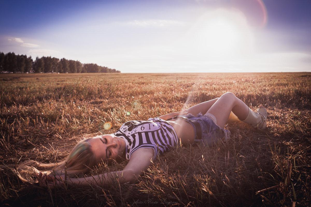 Последние летние лучики солнца - Nastie Zaytceva
