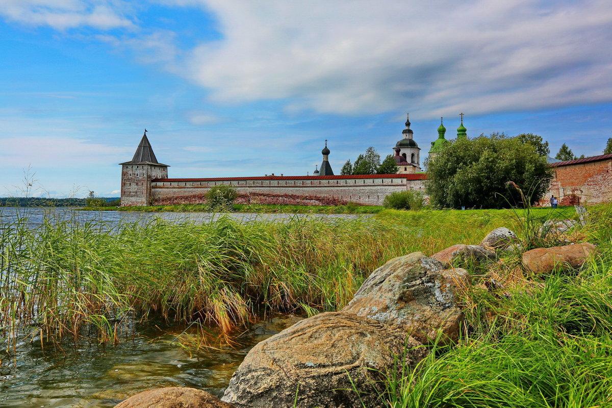 Монастырские стены - Александр Сивкин