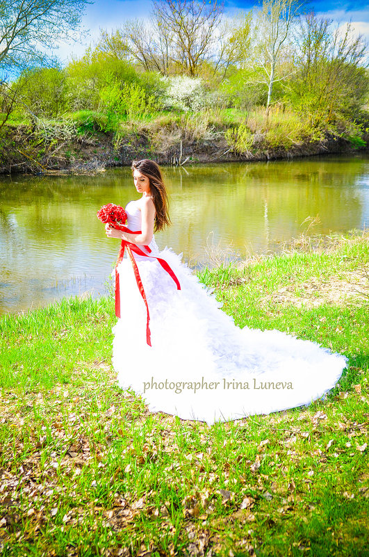 Платье - Ирина Лунева