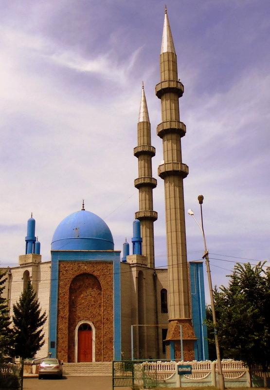 Мечеть . - Мила Бовкун
