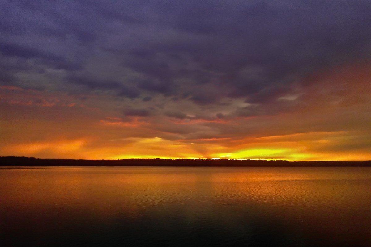 закат уходящего лета - Сергей Розанов