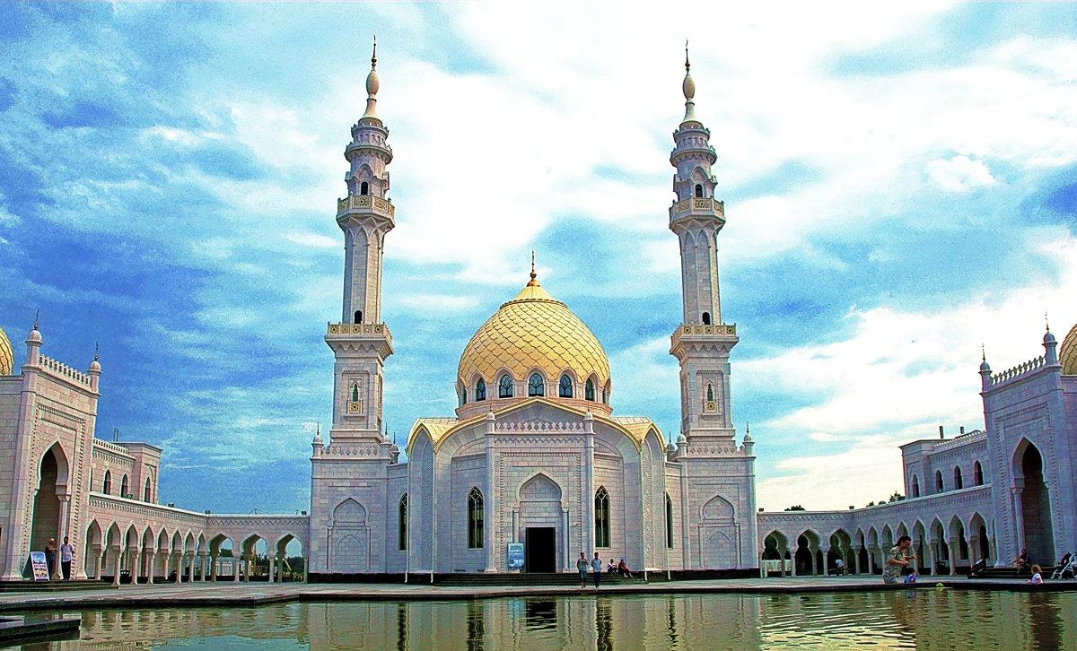 Белая мечеть - ildarn77